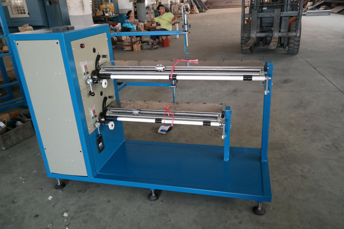 Cross CNC Filter Winding Machine , Custom 4 Axis Filament Winding Machine