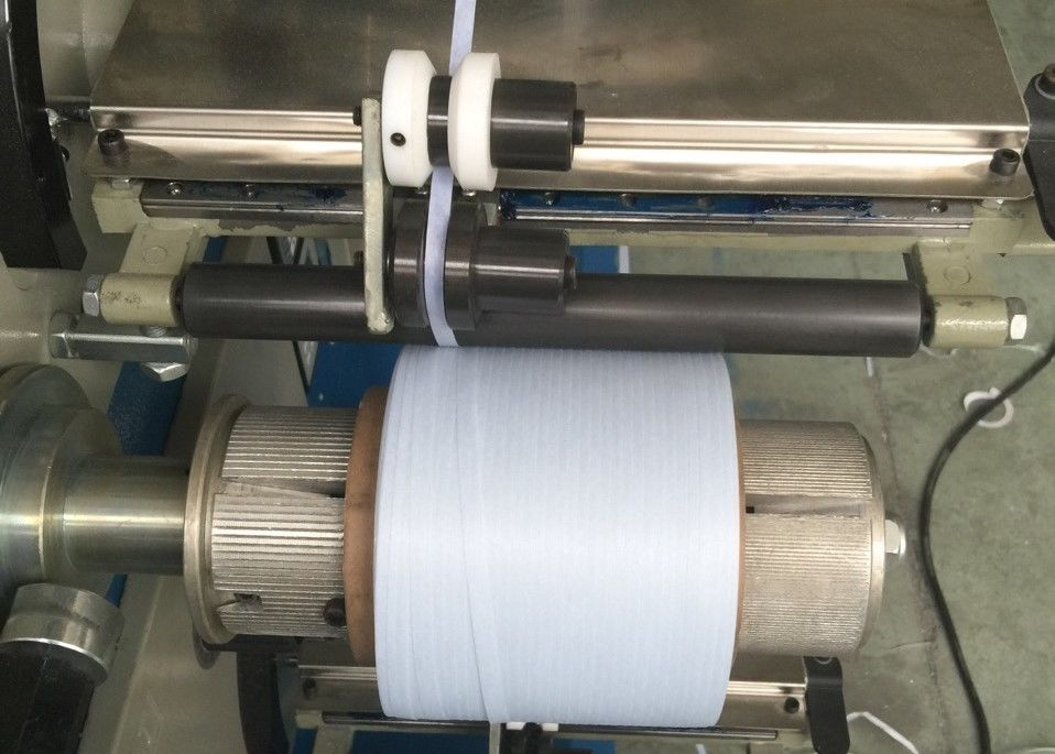Industry String Soft Winding Machine 220V 50 60Hz Φ20 Custom Shaft Spindle